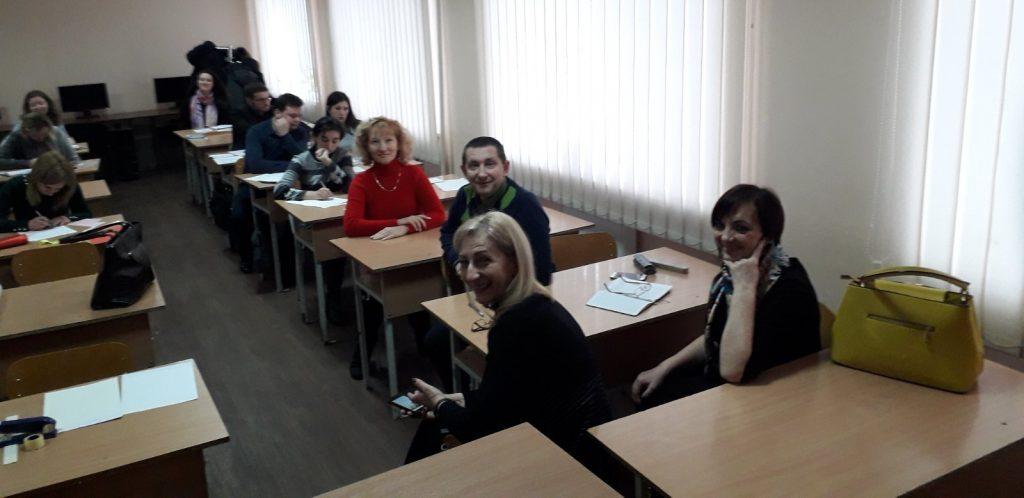 Участь у роботі журі Вчитель року -2020