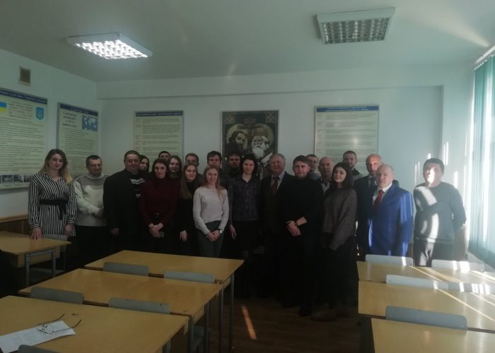 Зустріч зі стейкхолдерами спеціальності 032 Історія та археологія
