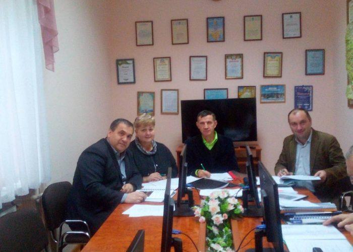 Участь у роботі журі Всеукраїнської краєзнавчої акції учнівської молоді