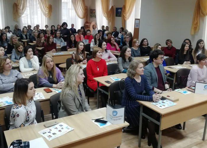 Участь у роботі журі Вчитель року - 2020